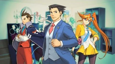 Ace Attorney 5 - Eligibility video