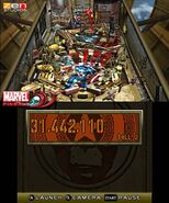 Marvel Pinball 3D screenshot 1