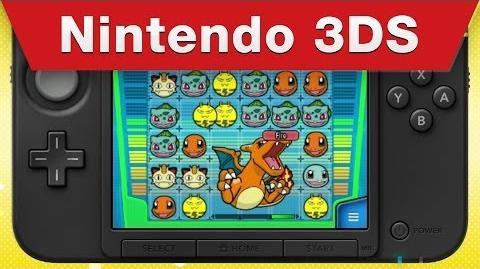 Pokémon Battle Trozei - Nintendo Direct 2.13.14 Announcement Trailer