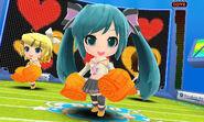 Hatsune Miku and Future Stars screenshot 2