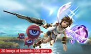Kid Icarus Uprising screenshot 4