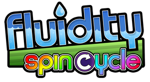Fluidity Spin Cycle logo