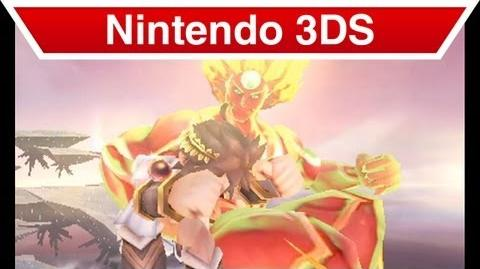 Kid Icarus Uprising - Mysterious Invaders Trailer