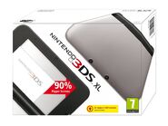 Nintendo 3DS XL European box art