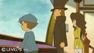 Professor Layton 6 screenshot 1