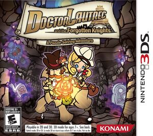 Doctor Lautrec box art