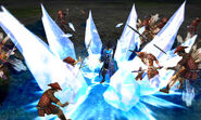 Samurai Warriors Chronicles 2nd screenshot 3