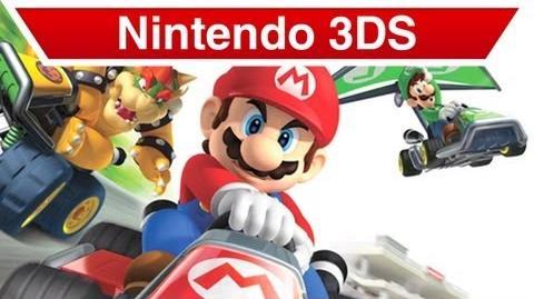 Mario Kart 7 - Late November 2011 Trailer