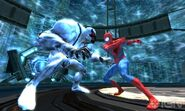 Spider-Man Edge of Time screenshot 3