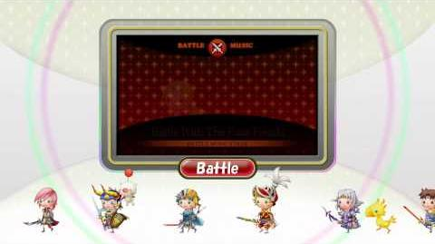 Theatrhythm Final Fantasy - E3 2012Trailer