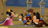 Kingdom Hearts 3D screenshot 73