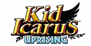 Kid Icarus Uprising final logo