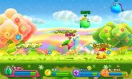 Kirby Triple Deluxe screenshot 16