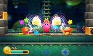 Kirby Triple Deluxe screenshot 17