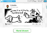 Miiverse screenshot 3
