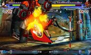 BlazBlue Continuum Shift II screenshot 1