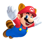 Racoon Mario (New Super Mario Bros. 2)
