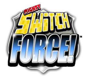Mighty Switch Force logo