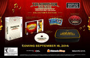 Theatrhythm Final Fantasy Curtain Call CE