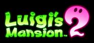 Luigi's Mansion 2 EU logo