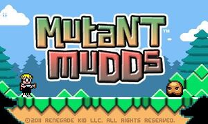 Mutant Mudds logo