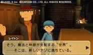 Professor Layton vs Ace Attorney screenshot 16