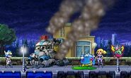 Mighty Switch Force screenshot 1