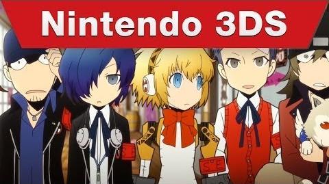 Persona Q - E3 2014 Trailer