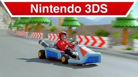 """Mario Kart 7 - """"Kart Rules"""" TV Commercial"""