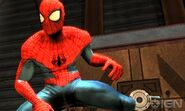 Spider-Man Edge of Time screenshot 6