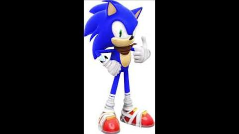 Sonic Boom Shattered Crystal - Sonic The Hedgehog Voice Sound