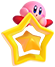 Kirby Warp Star