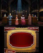 Professor Layton vs. Phoenix Wright screenshot 49