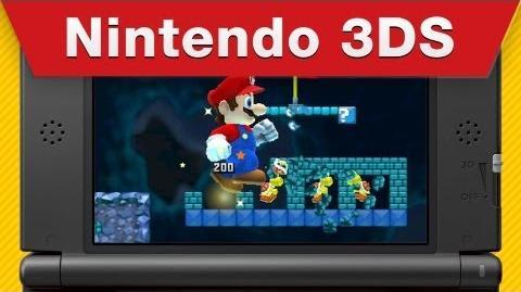 New Super Mario Bros. 2 - Comic-Con trailer