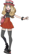 Serena - Pokémon X and Y
