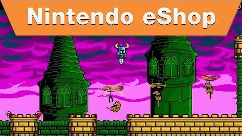 Shovel Knight - E3 2014 Trailer