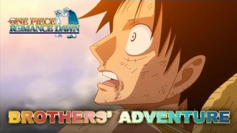 One Piece Romance Dawn - Japan Expo 2013 trailer