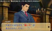 Professor Layton vs Ace Attorney screenshot 18