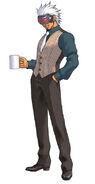 Ace Attorney 123 - Godot