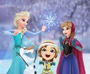 DMW2 - Frozen's World