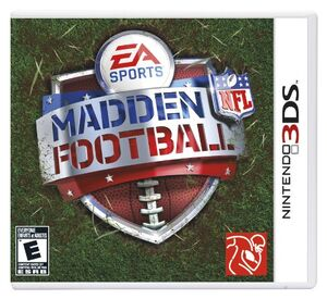 Madden NFL Football cover