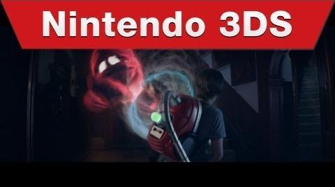 Luigi's Mansion Dark Moon - TV Commercial