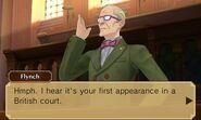 Professor Layton vs. Phoenix Wright screenshot 44