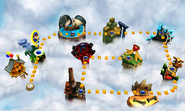 Donkey Kong Country Returns 3D screenshot 8