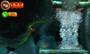 Donkey Kong Country Returns 3D screenshot 9