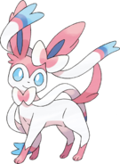 Sylveon - Pokémon X and Y