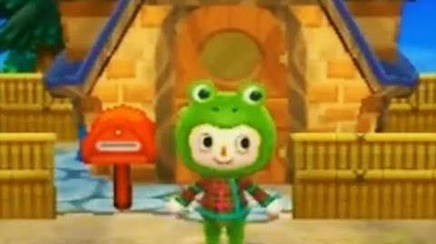 Animal Crossing - June 2012 Nintendo Direct trailer