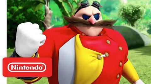 Sonic Boom Fire & Ice - Nintendo 3DS Trailer