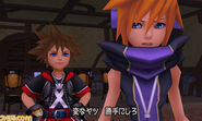 Kingdom Hearts 3D screenshot 30