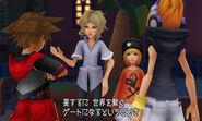 Kingdom Hearts 3D screenshot 91